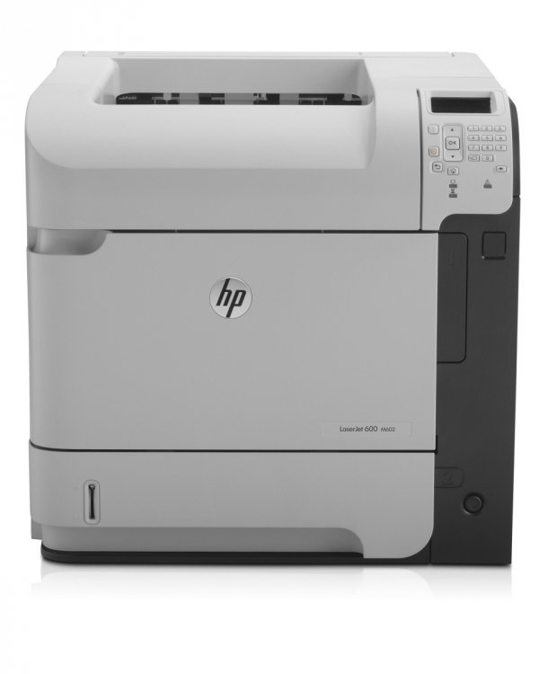 HP LASERJET 600 M602dn  przebieg 70 tys GW12