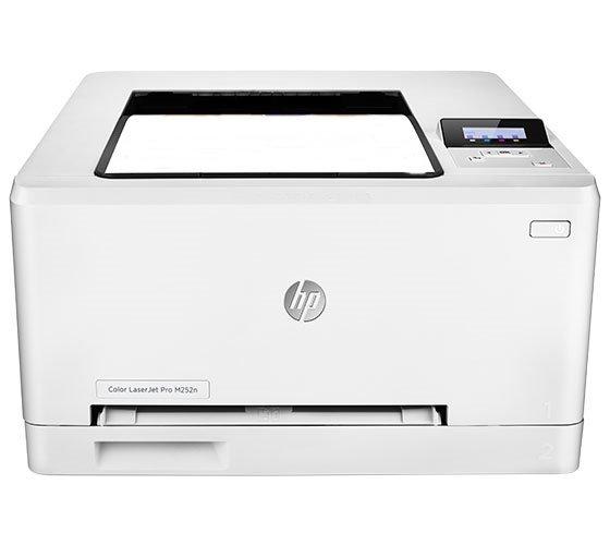 Drukarka HP Color LaserJet Pro M252n przebieg 1430 stron
