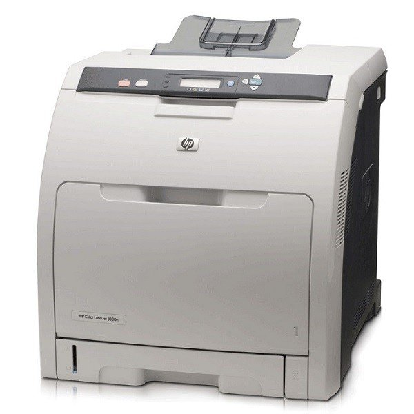 HP COLOR LJ 3800dn  DUPLEX  LAN  TONERY  GW6