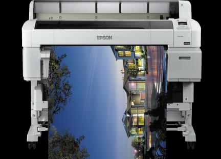 Ploter EPSON SureColor SC- T5200D PS A0 nowy