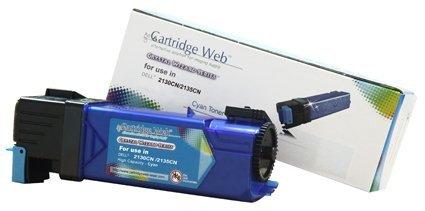 Toner Cartridge Web Cyan Dell 2150 zamiennik 593-11041