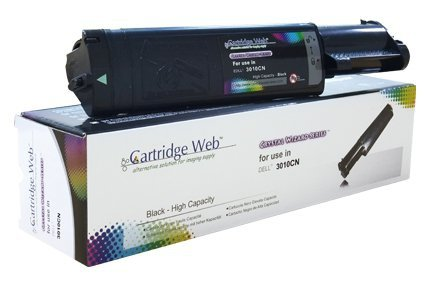 Toner Cartridge Web Black Dell 3010 zamiennik 593-10154