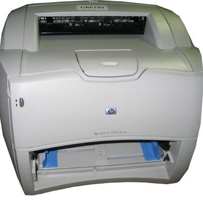 HP LJ 1200  TONER  USB  LPT  GW6  PL