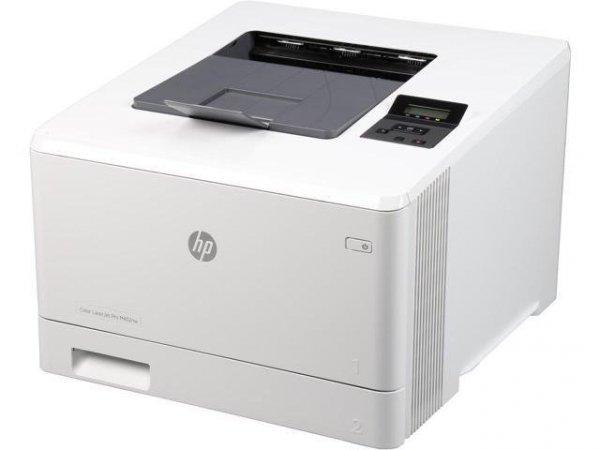 HP LaserJet Pro Color M452dn przebieg 5500 stron