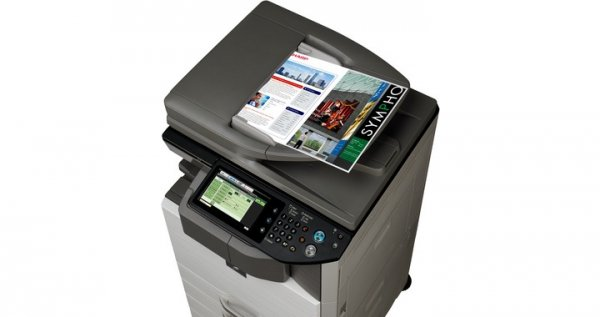 Kolorowe urządzenie wielofunkcyjne A3 SHARP DX-2500N duplex LAN nowa