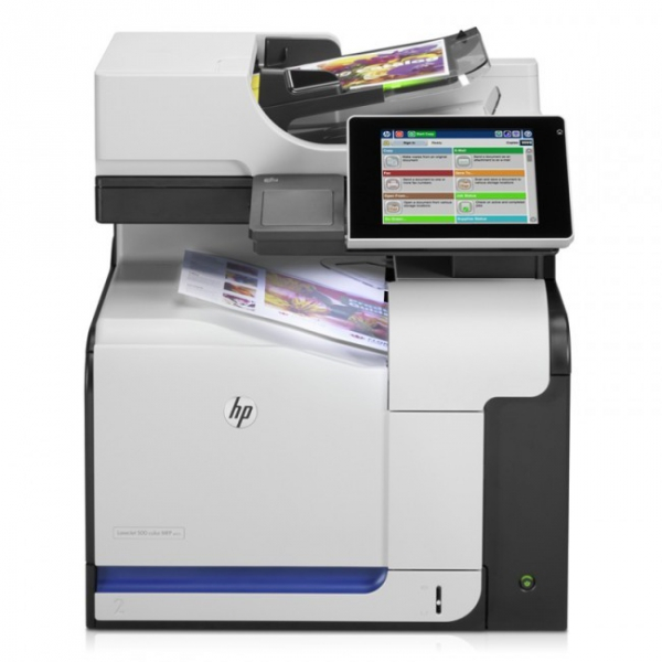 HP LJ 500 color MFP m575 GW12