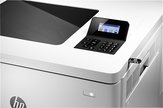 HP Color LaserJet M553dn 80tys