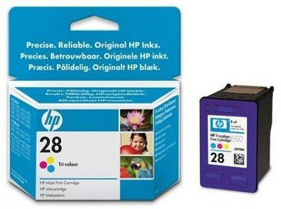 Głowica drukująca HP 29 black