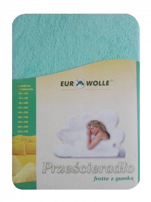 Miękkie_ przyjemne w dotyku_prześcieradło frotte z gumką Eurowolle_kolorowe prześcieradło polskiego producenta_ prześcieradło oddychające z dzianiny frotte_19