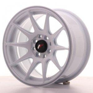Japan Racing JR11 15x8 ET25 4x100/114 White