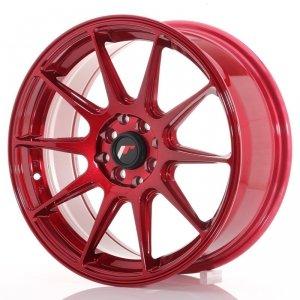 Japan Racing JR11 17x7,25 ET35 5x100/114,3 Pla Red