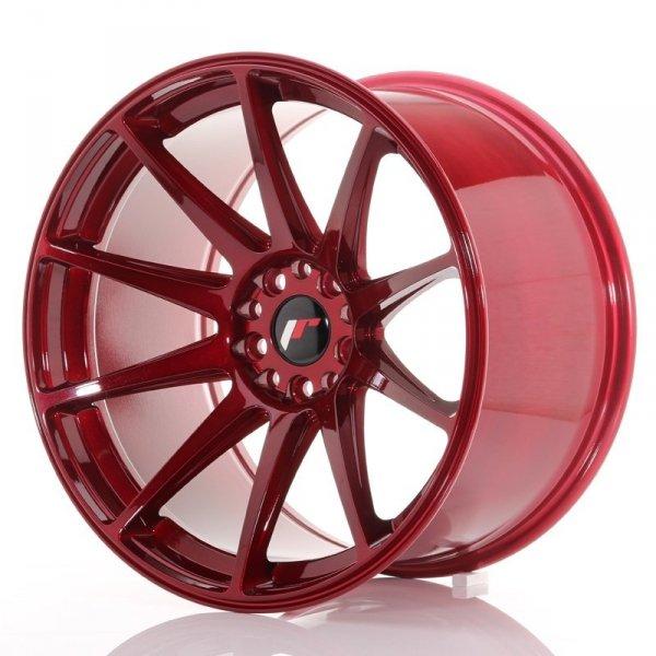 Japan Racing JR11 19x11 ET25 5x114/120 Platinum Re