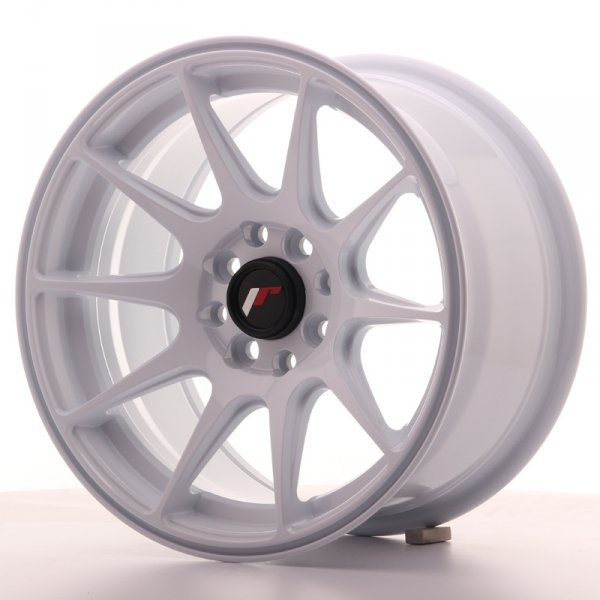 Japan Racing JR11 15x8 ET25 4x100/114 White