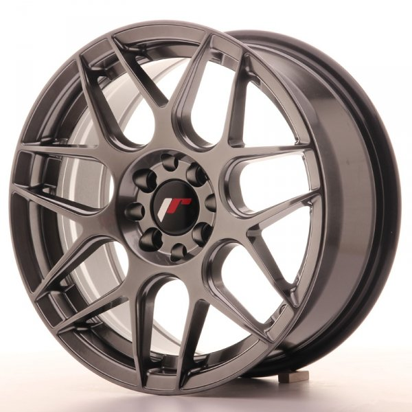 Japan Racing JR18 16x7 ET35 4x100/114,3 Hyper Blac