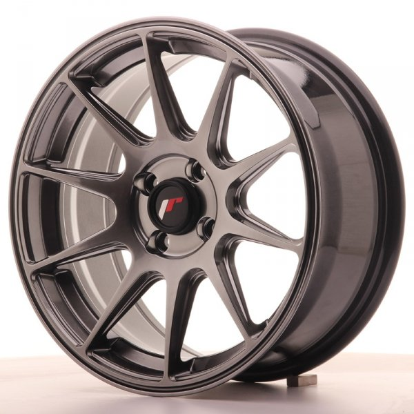 Japan Racing JR11 16x7 ET25 4x100 Dark Hyper B