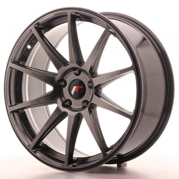 Japan Racing JR11 20x8,5 ET20 5x120 Hyper Black