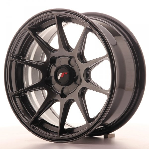 Japan Racing JR11 15x7 ET30 5H Blank Dark Hyper B