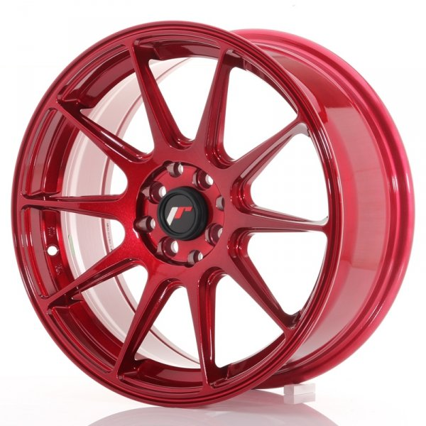 Japan Racing JR11 17x7,25 ET35 5x100/114,3 Pla Red
