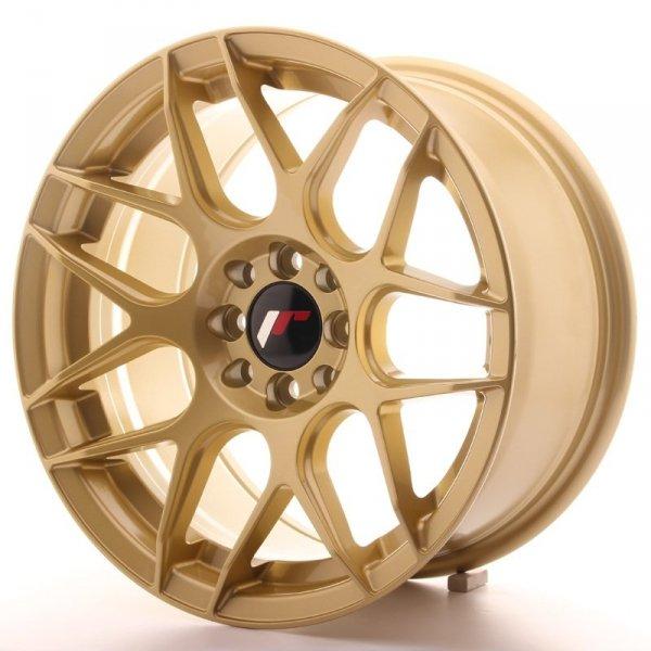 Japan Racing JR18 16x8 ET25 4x100/108 Gold