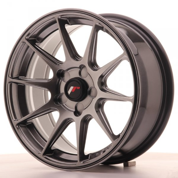 Japan Racing JR11 16x7 ET30 5H Blank Dark Hyper B