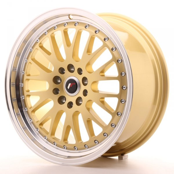Japan Racing JR10 18x8,5 ET45 5x112/114 Gold