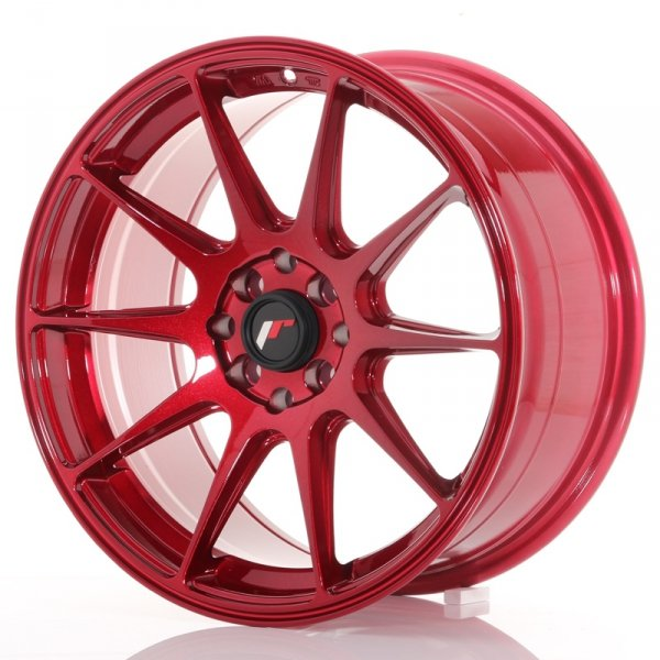 Japan Racing JR11 17x8,25 ET35 4x100/114,3 Pla Red