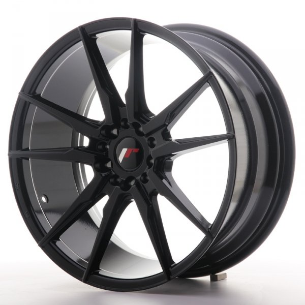 Japan Racing JR21 19x8,5 ET35 5x100/120 GlossBlack