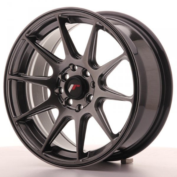 Japan Racing JR11 16x7 ET25 4x100/108 Dark Hyper B