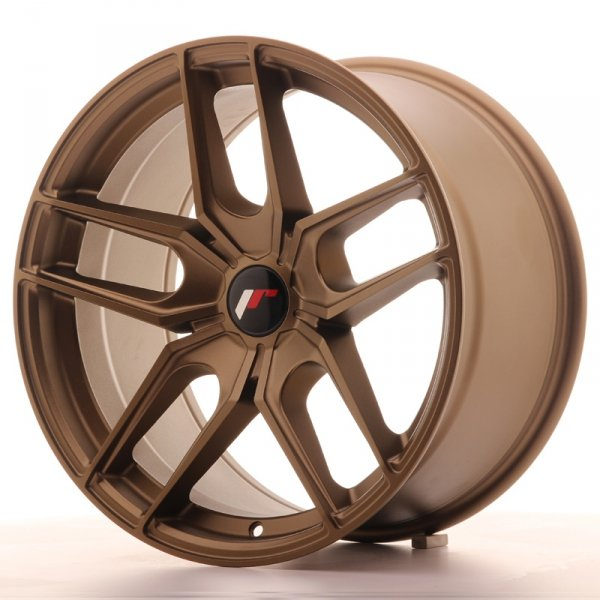 Japan Racing JR25 18x9,5 ET20-40 5H Blank Bronze