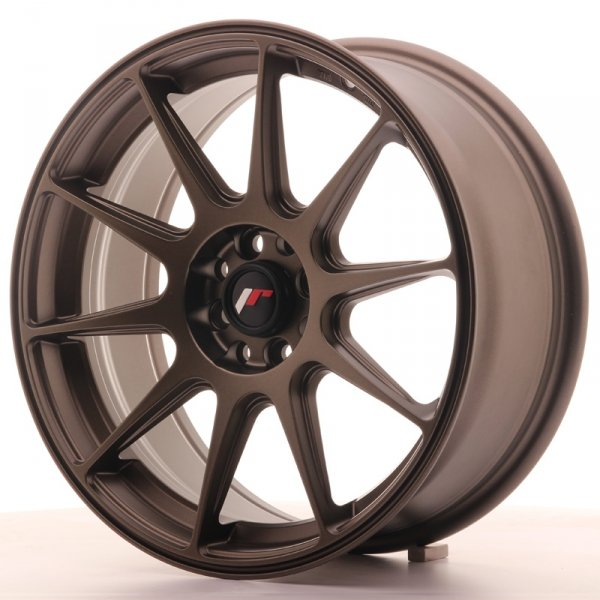 Japan Racing JR11 17x7,25 ET35 4x100/114,3 MatBrnz