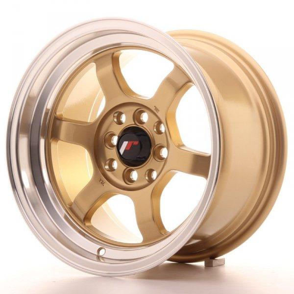 Japan Racing JR12 15x8,5 ET13 4x100/114 Gold