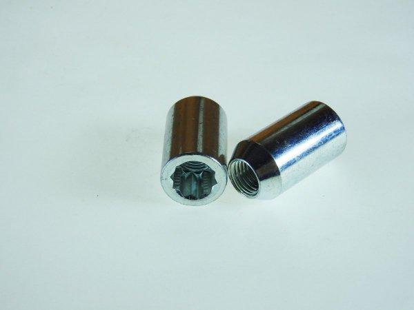 Nakrętka wąskootworowa Torx m12x1.25