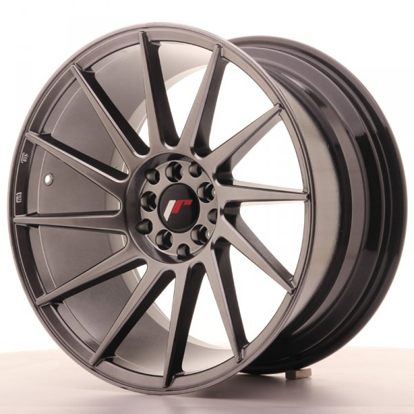 Japan Racing JR22 18x9,5 ET35 5x100/120 Hyper Blac