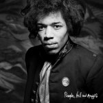 Jimi Hendrix • People, Hell and Angels • CD
