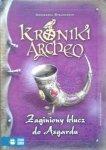 Agnieszka Stelmaszyk • Zaginiony klucz do Asgardu