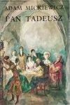 Adam Mickiewicz • Pan Tadeusz [Szancer]