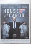 House of Cards • Sezon 1 • DVD