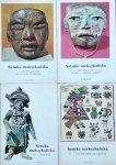 opracowanie Bernard Noel • Sztuka meksykańska - komplet [mała encyklopedia sztuki]