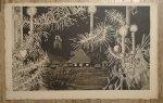 pocztówka Wesołych Świąt [1935]