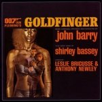 John Barry • Goldfinger • CD