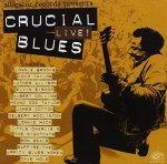 Różni wykonawcy • Crucial Live! Blues • CD