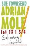 Sue Townsend • Adrian Mole lat 13 i 3/4. Sekretny dziennik