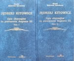 Jędrzej Kitowicz • Opis obyczajów za panowania Augusta III