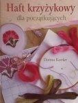 Donna Kooler • Haft krzyżykowy dla początkujących