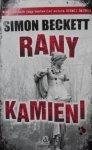 Simon Beckett • Rany kamieni