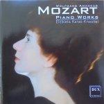 Elżbieta Karaś-Krasztel • Wolfgang Amadeus Mozart. Piano Works • CD
