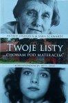 Astrid Lindgren, Sara Schwardt • Twoje listy chowam pod materacem. Korespondencja 1971-2002