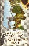 William Golding • Papierowi ludzie [Nobel 1983]