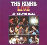The Kinks • Kinks Live at Kelvin Hall • CD
