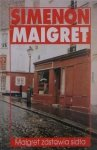 Georges Simenon • Maigret zastawia sidła